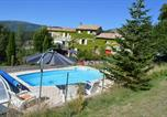 Location vacances Saint-André-les-Alpes - Gite Napoleon-2