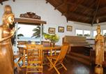 Location vacances Pointe aux Piments - Ocean Beach Villa-4