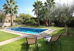 Location vacances Vilafranca de Bonany - Villa Caty-4