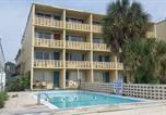 Hôtel Myrtle Beach - Beach Walk Motel-1