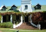 Location vacances Durbanville - De Oude Caab Country House-2
