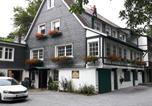 Location vacances Remscheid - Hotel in der Strassen-3