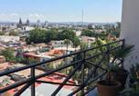 Location vacances Guadalajara - Luxury Apartment Near Chapultepec-3