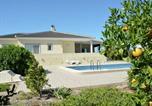 Location vacances Daya Vieja - Villa Villa Partida Las Arenas-1