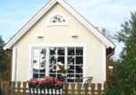 Location vacances Commune de Ronneby - One-Bedroom Holiday home in Ronneby-2