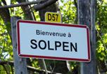 Hôtel Bresson - Gite Solpen-3
