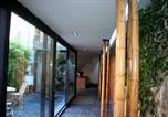 Hôtel Evergem - B&B Bed & Bamboe-4