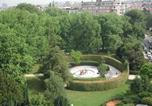 Location vacances Waterloo - Home In Brussels - Kings Garden - Louise district-4