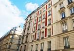 Hôtel Clichy - Hôtel Avenir Jonquière-3