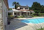 Location vacances Callian - Holiday home La Farigoule-2