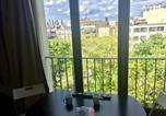 Location vacances Issy-les-Moulineaux - Paris Expo Apartment-3