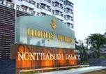 Hôtel Sao Thong Hin - Nonthaburi Palace Hotel
