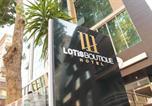 Hôtel Korkutreis - Lotis Hotel-4