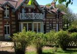 Hôtel Villerville - La Villa des Rosiers-3