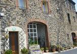Location vacances Caudiès-de-Fenouillèdes - Gîte Les Mimosas-1