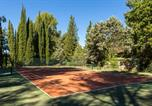 Location vacances Eguilles - Farmhouse With Tennis Court Near Aix And Salon-3