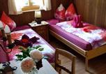 Hôtel Planfayon - B&B Edelweiss-2
