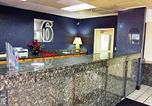 Hôtel Millington - Motel 6 Memphis-2