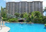 Location vacances Sanya - Heaven 18 Degrees Blue Holiday Apartments-1