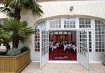 Hôtel Saint-Simon-de-Pellouaille - Hôtel Restaurant Le Lion d'Or-1