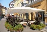 Hôtel Überlingen - Hotel-Café & Restaurant Mokkas-1