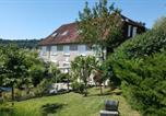 Hôtel Salins-les-Bains - La Terrasse-4