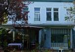Hôtel Mouscron - La Maison Bleue-4