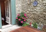 Location vacances Rennes-le-Château - La Maison de la Riviere B&B-4