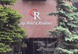 Hôtel Yıldızevler - City Hotel Residence-2