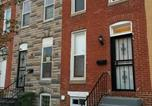 Location vacances Lancaster - Townhouse near Johns Hopkins Hospital-4