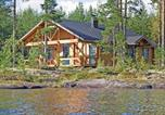 Location vacances Rantasalmi - Holiday Home Sf-58810 Kallislahti with Fireplace 12-1