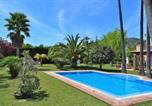 Location vacances Binissalem - 106 Binisalem Villa Mallorca-1