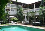 Hôtel Brazzaville - Villa Monama-3