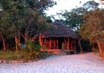 Hôtel Toamasina - Hotel Pangalanes Jungle Nofy-4