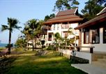 Villages vacances Laem Klat - Kooncharaburi Resort Koh Chang-4