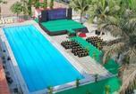 Hôtel Navi Mumbai - Hotel Navi Mumbai Merchants Gymkhana-4