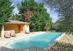 Location vacances Mus - Holiday home Aigues-Vives Ya-1285-3