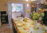 Location vacances Mazeyrolles - Holiday Home Mazeyrolles with a Fireplace 06-2
