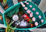 Hôtel San Juan de Aznalfarache - Sevilla Kitsch Hostel Art-3