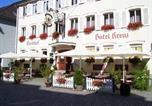 Location vacances Fischerbach - Hotel Kreuz-1