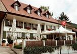 Hôtel Wangen bei Olten - Gasthof Löwen-2