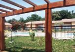 Location vacances Saint-Laurent-du-Verdon - Holiday home Regusse 33 with Outdoor Swimmingpool-3