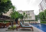 Hôtel Lumphini - Siam Court-4
