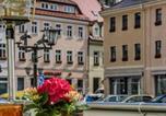 Hôtel Hoyerswerda - Akzent Hotel Goldner Hirsch-3