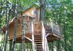 Camping avec Parc aquatique / toboggans Mesland - Castel Parc de Fierbois-2