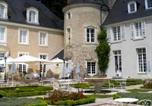 Hôtel 4 étoiles Montsoreau - Domaine De Beauvois-1