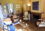 Hôtel Liorac-sur-Louyre - Chambres d'Hôtes Saint-Hubert-1