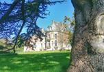 Hôtel Equilly - Château de Chantore-3
