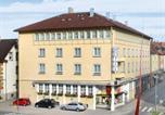 Hôtel Friedrichshafen - Hotel Goldener Hirsch-1