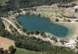Camping avec Piscine Châteauneuf-de-Galaure - Domaine du Lac de Champos-2